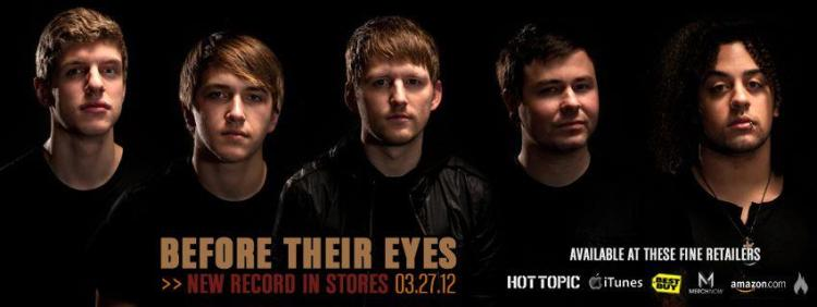 Before Their Eyes release new album