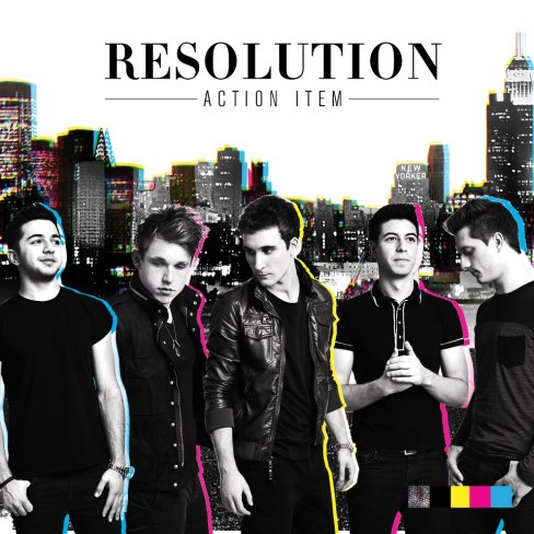 Resolution album