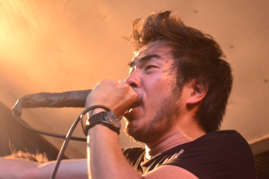 CROSSFAITH by Isaac Boateng